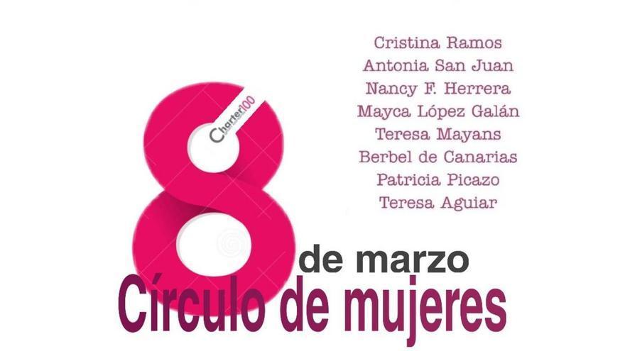Charter 100 Gran Canaria celebra el 8 de marzo con '8 mujeres forjando paradigmas'
