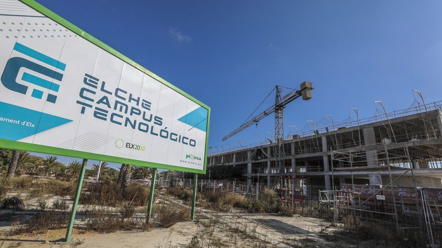 El PP de Elche reclama la ampliación del Parque Empresarial para evitar la fuga de empresas