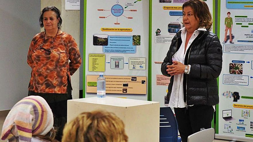 El Ayuntamiento da la bienvenida al proyecto femenino Atlántida