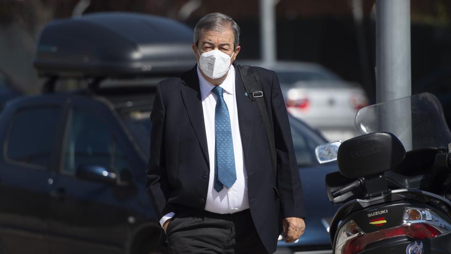 La Fiscalía pide dos años de prisión para Cascos por apropiación indebida de los fondos de Foro