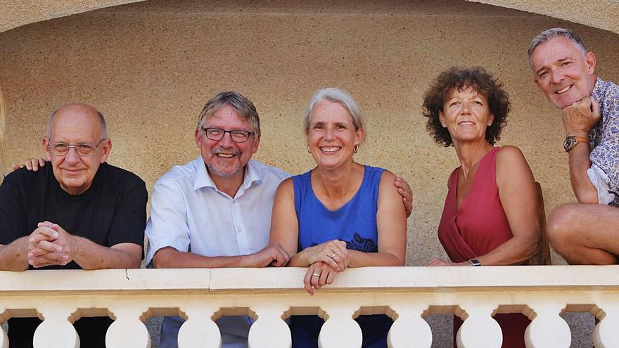 Das sind die neuen Mitarbeiter der deutschsprachigen evangelischen Gemeinde auf Mallorca