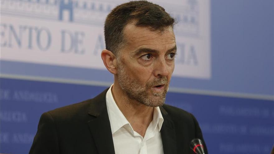 Antonio Maíllo deja su escaño y la coordinación de IU Andalucía