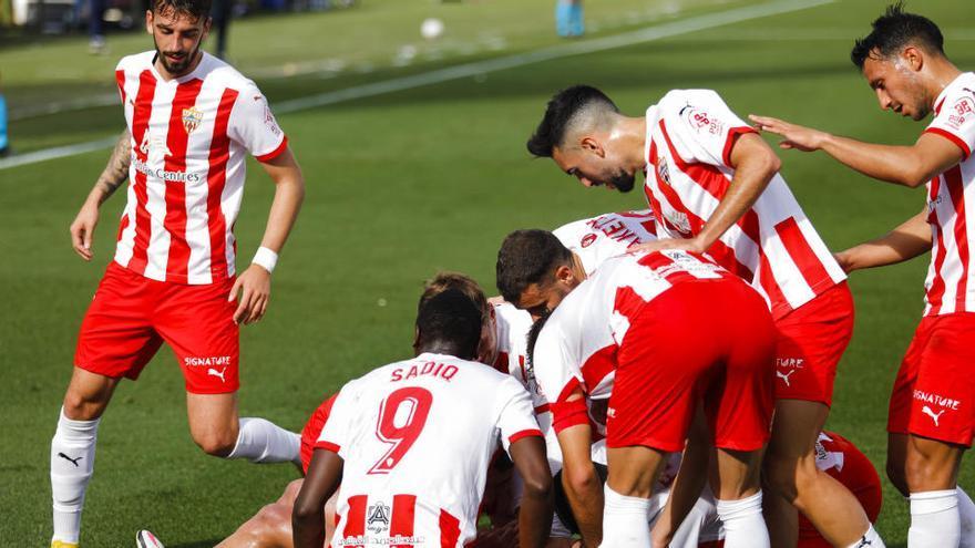 Todos los goles de la jornada 22 de Segunda: el Almería se atasca ante el Sabadell