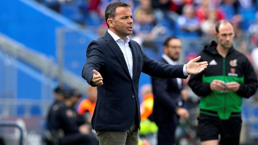 El Villarreal mantiene su apuesta por Javi Calleja