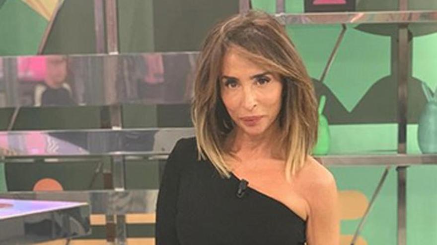 María Patiño vive su noche más complicada en el Deluxe