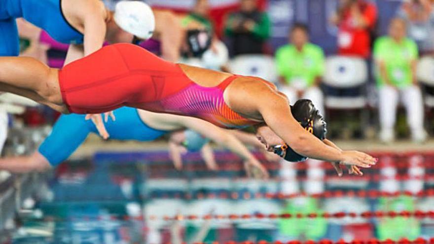 Tres nadadores del Midayu buscan mínima para Tokio hoy y mañana en Barcelona