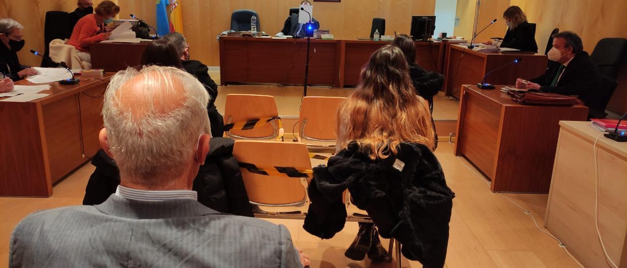 Juicio por la muerte del niño Izán Álvarez en la granja escuela de Soto del Barco.