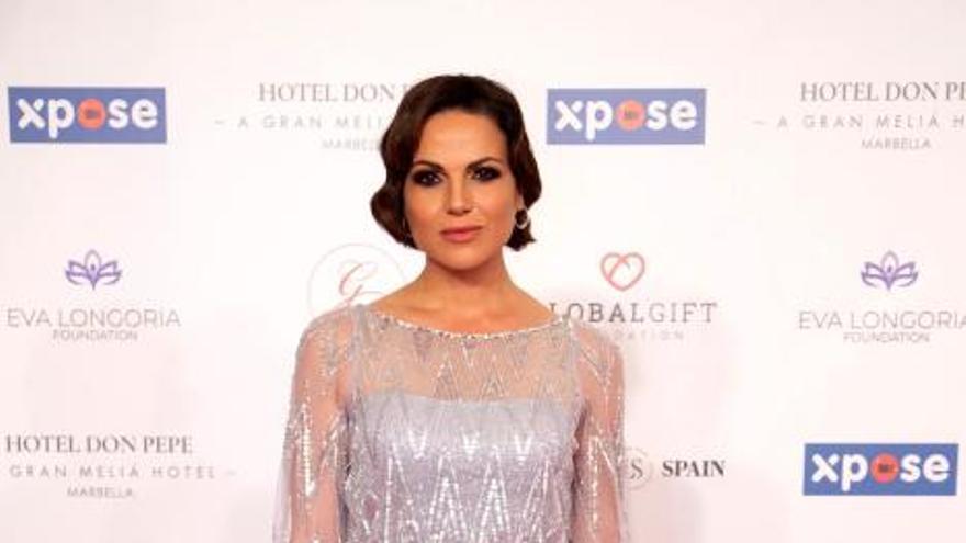Eva Longoria fue la anfitriona de la gala de la Fundación Global Gift en Marbella