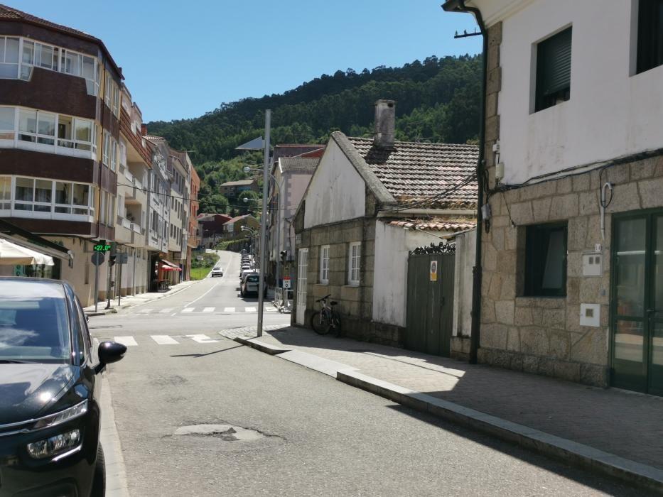 El barrio de Banda do Río de Bueu quiere mejorar su aspecto