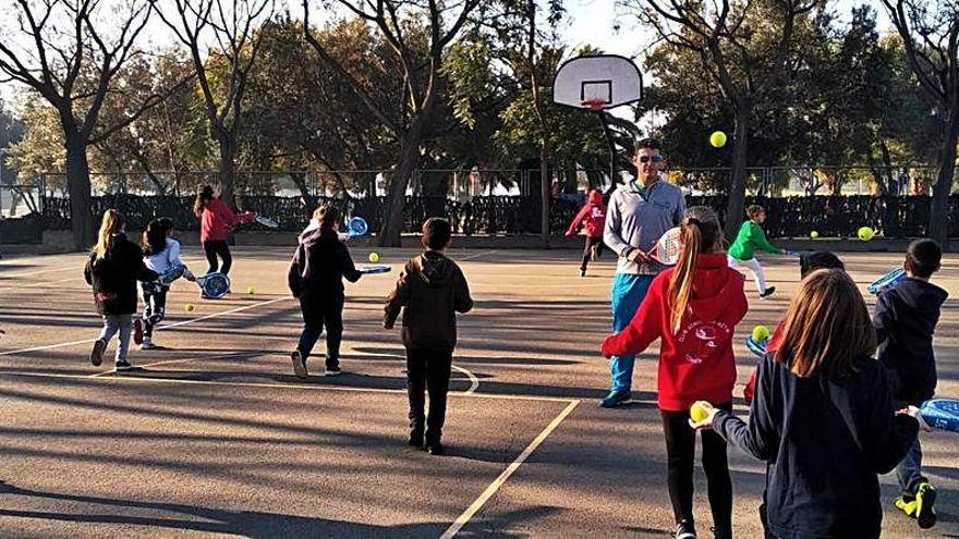 Medio millón de euros para las Federaciones de 'Esport a l'escola'
