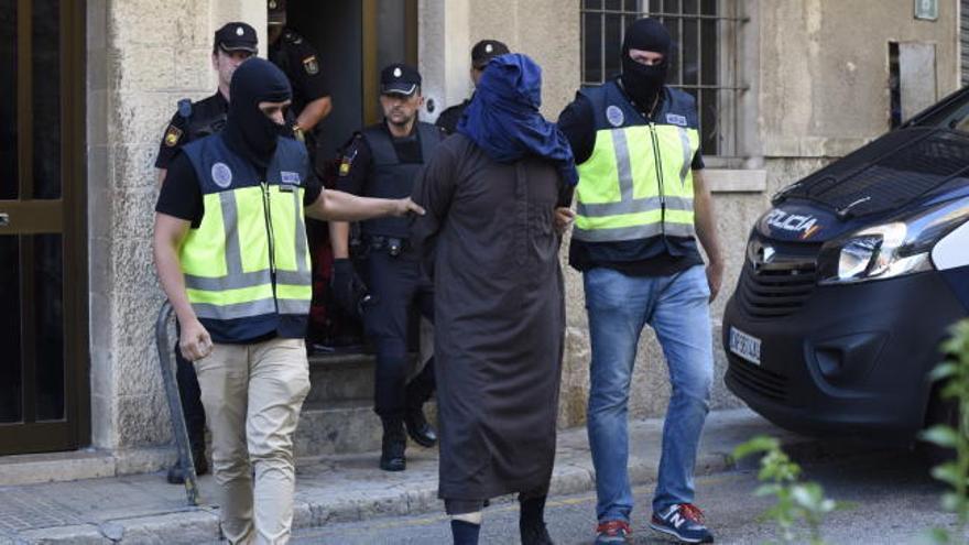"""Uno de los yihadistas de Mallorca planeó cometer una """"matanza"""" en Inca"""