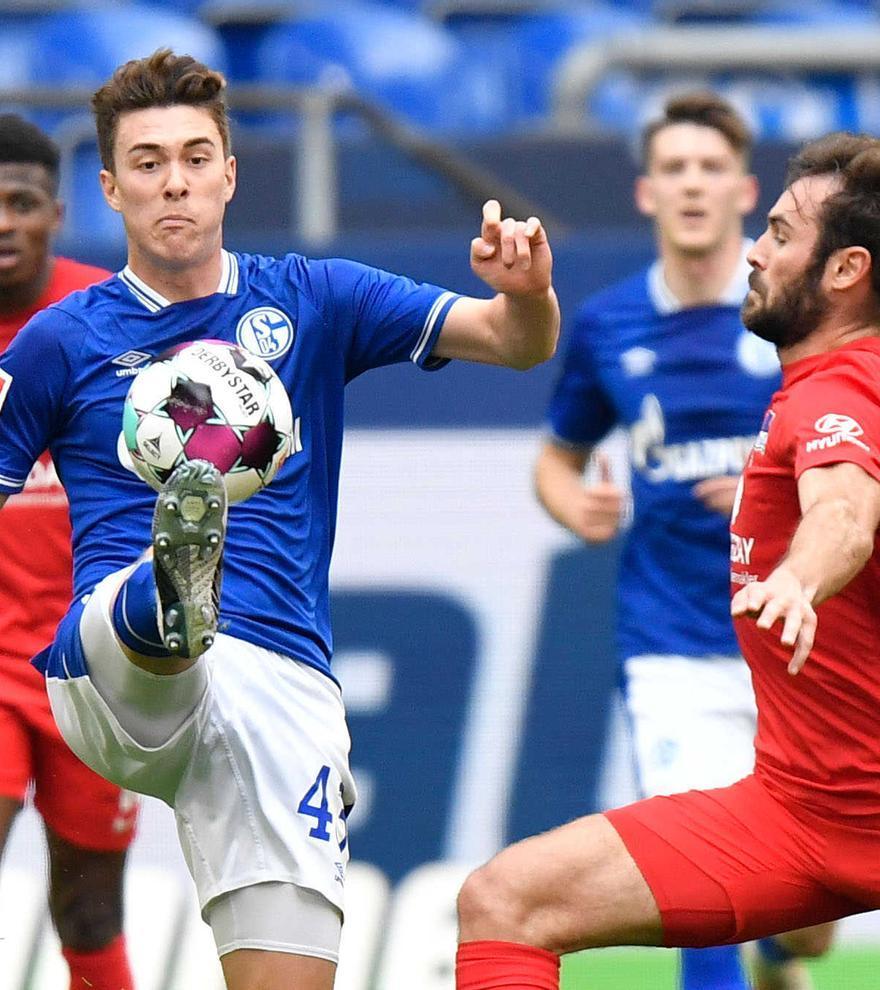 Real Mallorca verpflichtet Stürmer vom FC Schalke 04