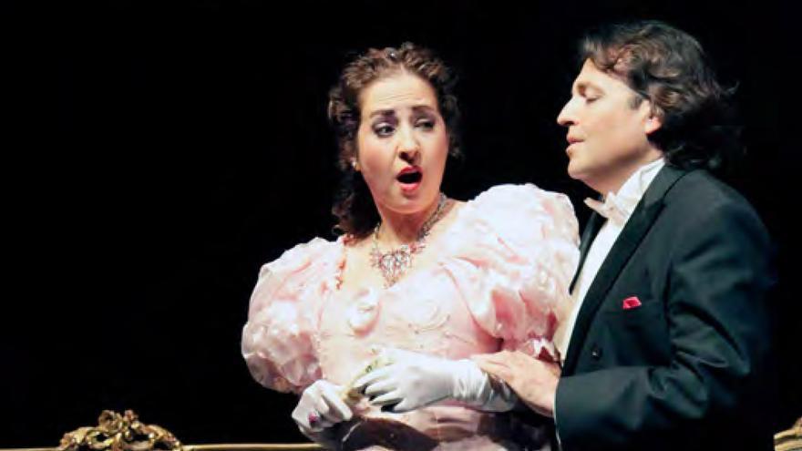 La Traviata de Guisseppe Verdi (versión concierto)