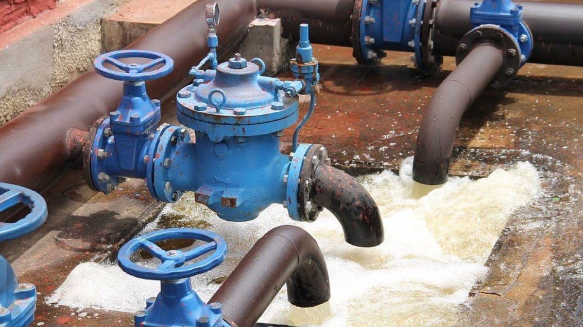 La covid sigue presente en las aguas residuales de València
