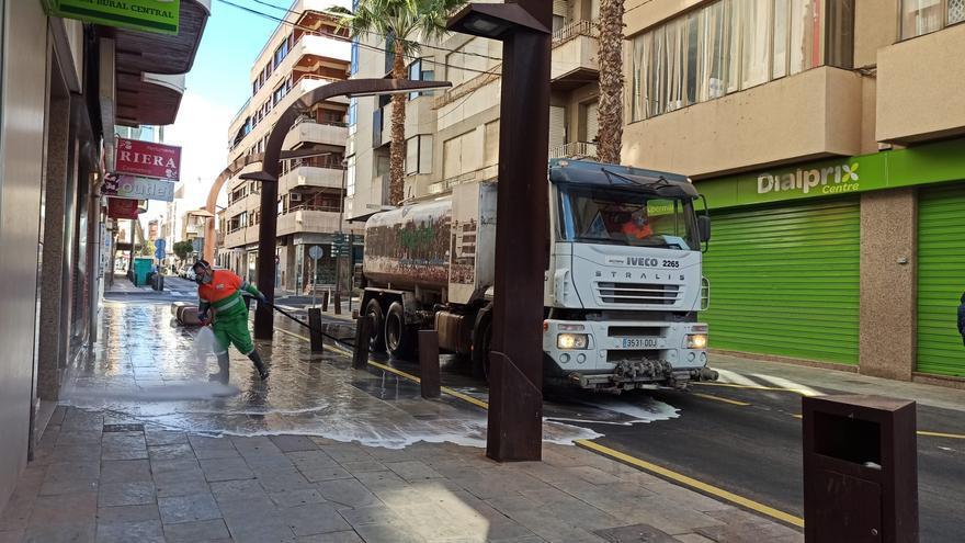 Actúa reclama ahora anular todo el trámite de la contrata multimillonaria de las basuras en Torrevieja