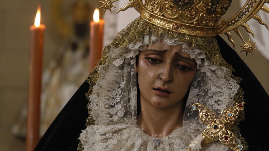 Viernes Santo. La Soledad