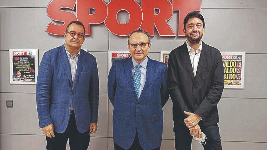 Albert Sáez, nuevo director de 'Sport'
