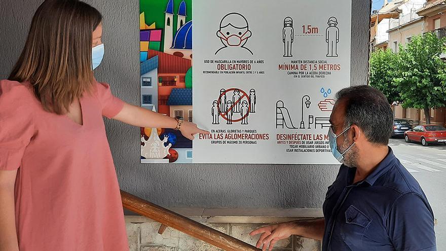 """Ibi sufre un """"aumento preocupante de contagios"""" y se podrían tomar medidas"""