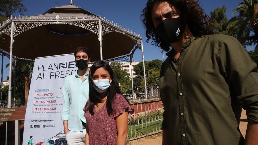 Córdoba recupera el Quiosco de la Música para conciertos: Todo el programa de 'Planneo'