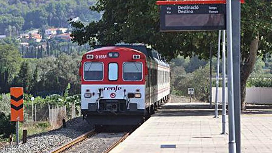 ERPV pide datos sobre el impacto del futuro tren Sagunt-Teruel