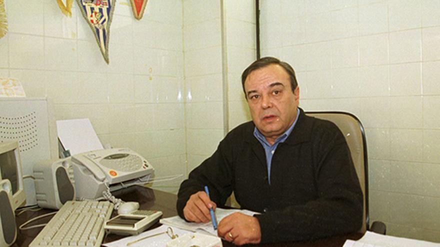 Mor Xavi Xinxó, antic secretari del Figueres