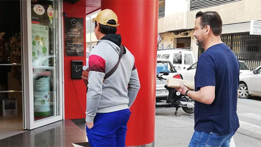 """Primeros comercios en Ibiza con """"problemas de suministros"""""""