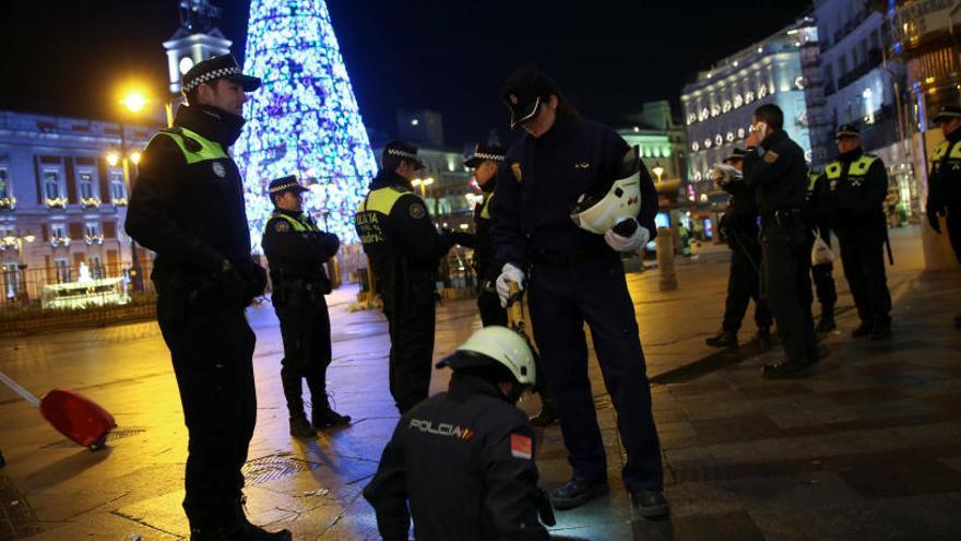 Europa refuerza la seguridad para recibir al Año Nuevo