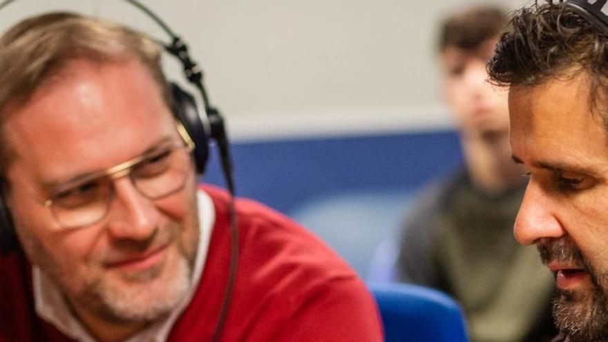 """El periodista ilicitano Miguel Molina, de nuevo nominado a los """"Oscar"""" de la consultoría política"""