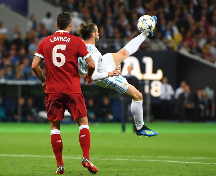 Final de la Champions League: Real Madrid - Liverpoo