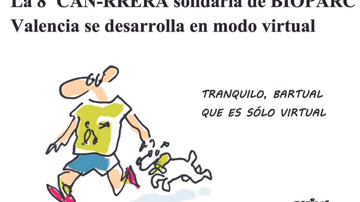 València se desarrolla en modo virtual