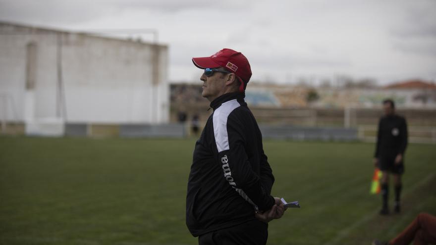 Félix Domínguez renueva con el CD Villaralbo para la temporada 2020/2021
