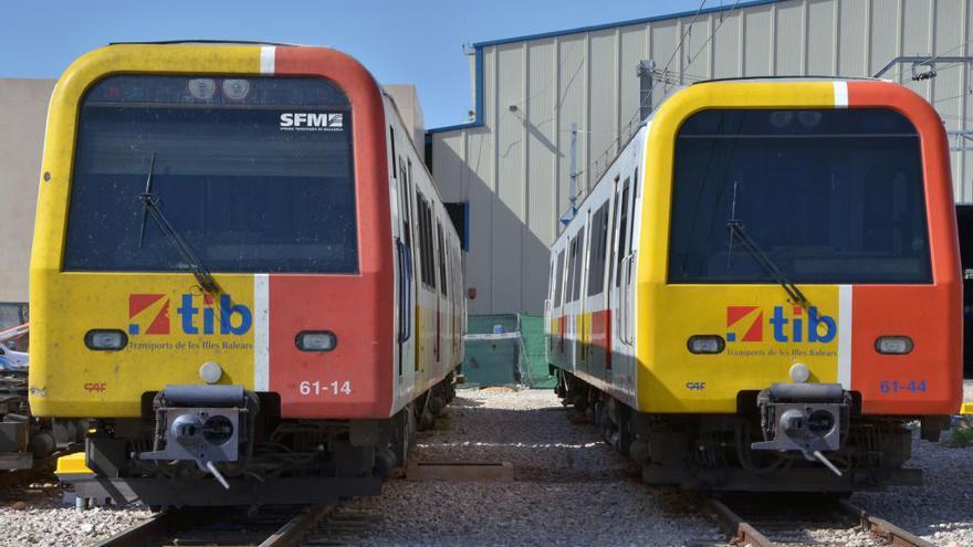 El Govern vende a Kenia once trenes diésel por 9,6 millones