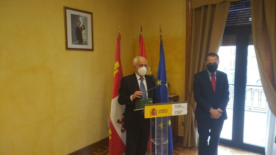 José Manuel Herrero se jubila de la Confederación Hidrográfica del Duero en Zamora