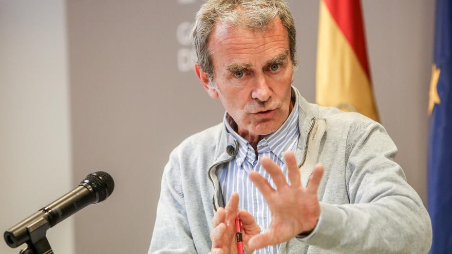 """Fernando Simón pide """"mucho cuidado"""" en el seguimiento de la variante delta plus"""