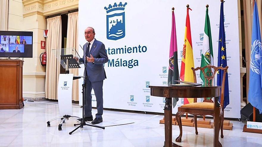 Pesca no mueve ficha a favor de una oficina de la FAO en Vigo mientras firma otra para Málaga