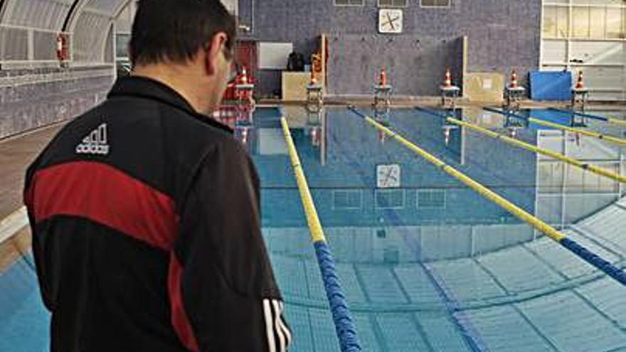 Nuevo horario para la piscina climatizada sábados y domingos