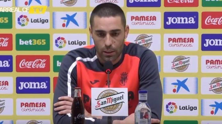 """Bruno: """"La afición nos debe ayudar como el día de Bilbao"""""""