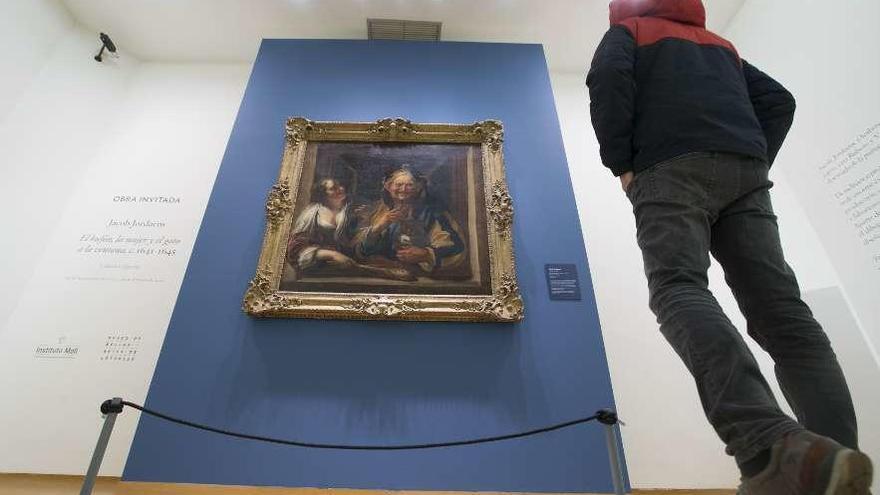Una obra maestra del XVII en el Bellas Artes
