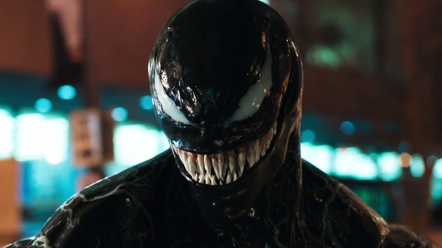 'Venom' resucita la taquilla estadounidense, que vuelve a niveles prepandemia