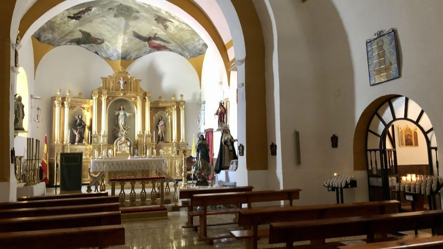 La iglesia de Carrascalejo, una joya extremeña