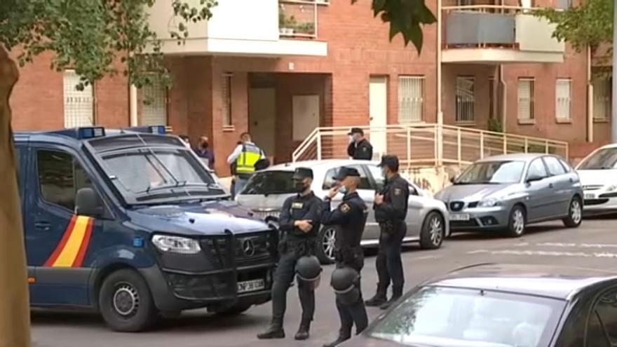 Los policías nacionales detenidos podrían pasar este viernes a disposición judicial