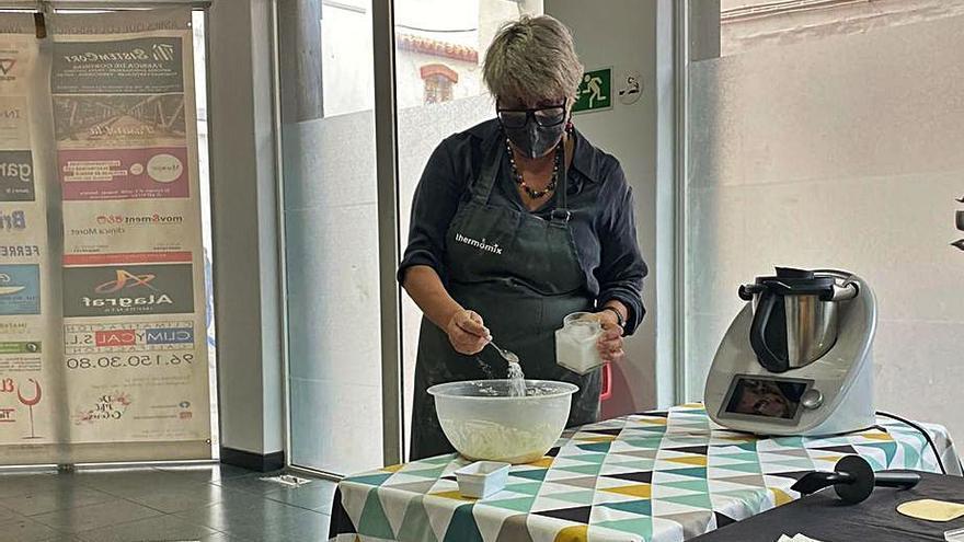 Curso para elaborar pan en el Cullerot