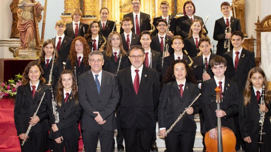 La Sociedad Filarmónica Alteanense incorpora a 23 nuevos músicos en su seno