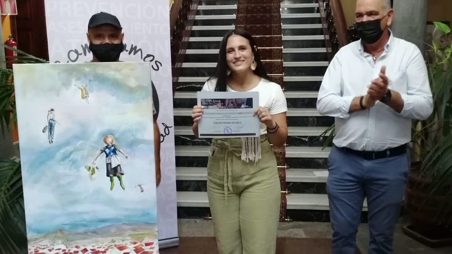 Concurso de pintura al aire libre dedicado a la mujer rural