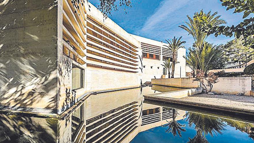Las obras en el edificio Moneo de la Fundació Miró arrancarán el 2 de noviembre
