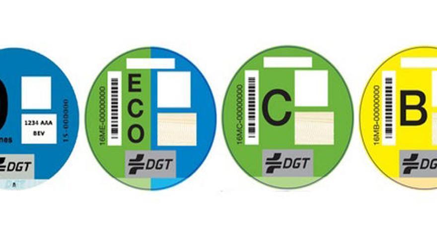 Etiqueta ambiental de la DGT: què passa si no la porto al meu cotxe?