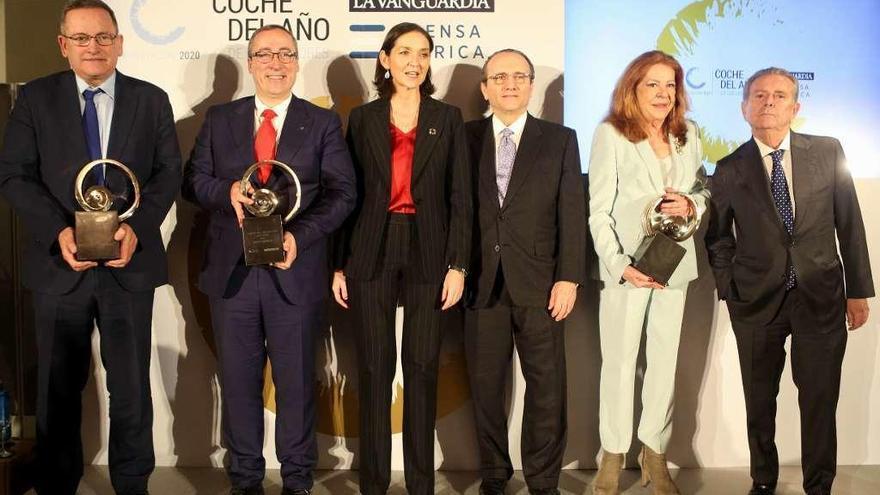 """El Seat Tarraco recibe el premio """"Coche del año de los Lectores 2020"""" de Prensa Ibérica y La Vanguardia"""