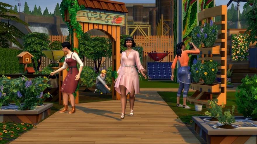 'Los Sims' y la Generación Z: una historia de amor a primera vista