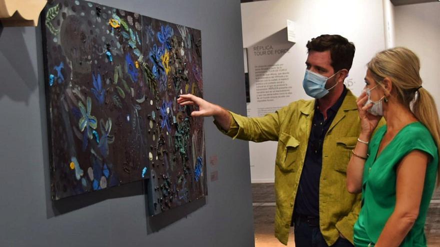 Un millón de euros en arte