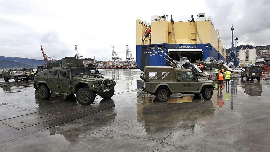Un despliegue en Rumania, principal reto logístico de la Brilat en el primer semestre